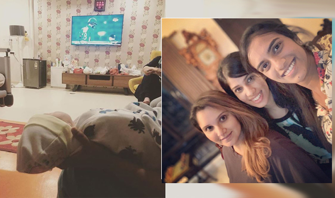 Sania Mirza And PV Sindhu And Joshna