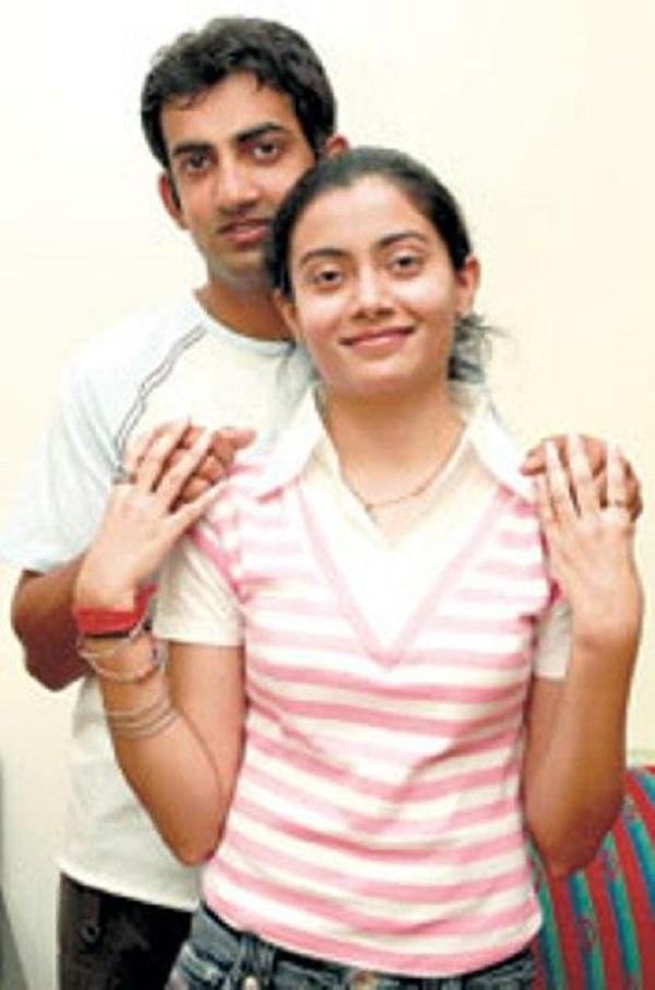 Gautam gambhir retirement announcement, Gautam gambhir sister