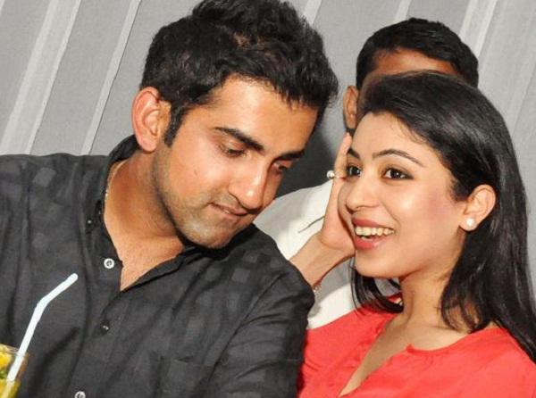 Gautam gambhir wife natasha