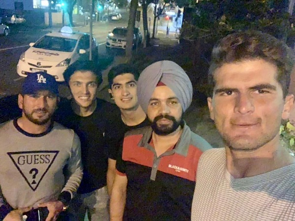 Indian driver did not take taxi fare from Pakistani cricketers, know the reason