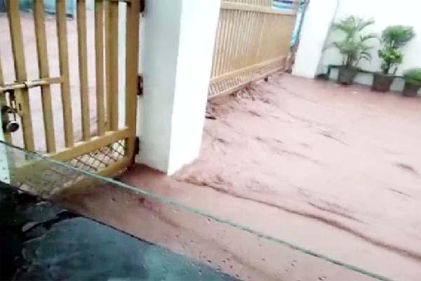 PunjabKesari, Rain Image