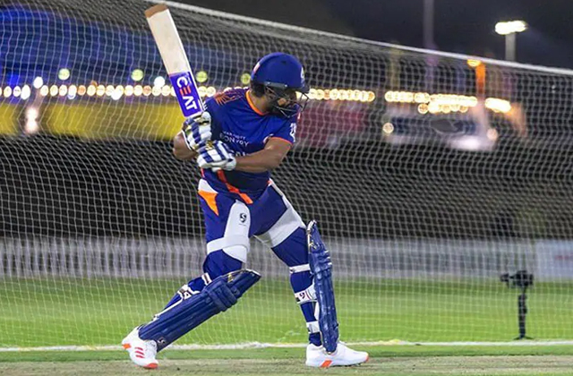 Rohit sharma, Cricket news in hindi, sports news, IPL 2021, IPL, Mumbai indians, Bio Bubble, भारतीय स्टार रोहित शर्मा