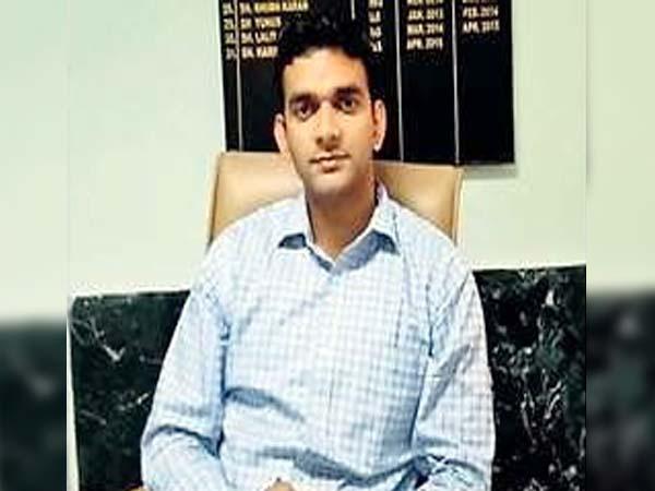 PunjabKesari, IAS Officer Ashutosh Garg Image