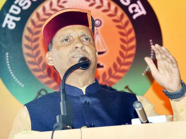 PunjabKesari, MP Ramsawroop Sharma Image