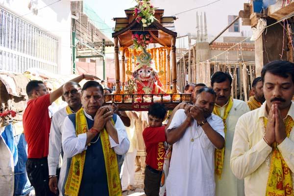 PunjabKesari, Rath Yatra Image