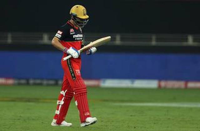 Virat Kohli, Poor Performance, Hyderabad, विराट कोहली, Hyderabad vs Bangalore 6th Match, SRH vs RCB, IPL news in hindi, sports news, IPL 2021