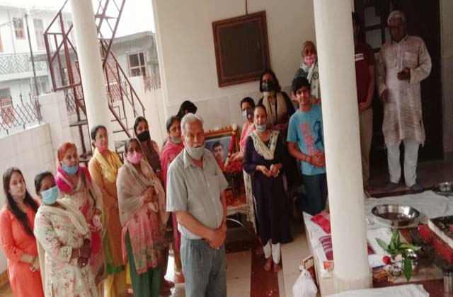 PunjabKesari, Hawan Image