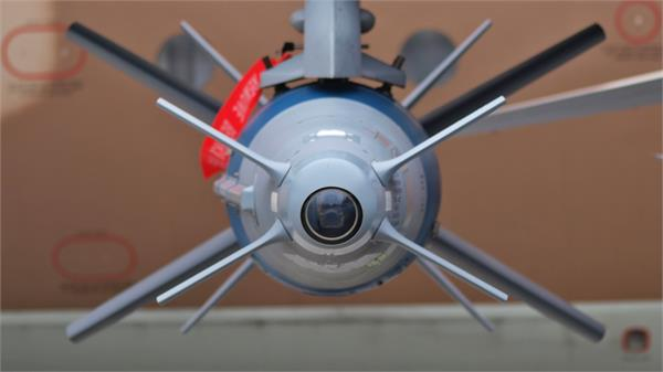 indian air force plans to buy advanced version of  spice 2000  bomb