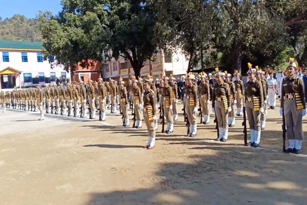 PunjabKesari, March Past Rehearsal Image