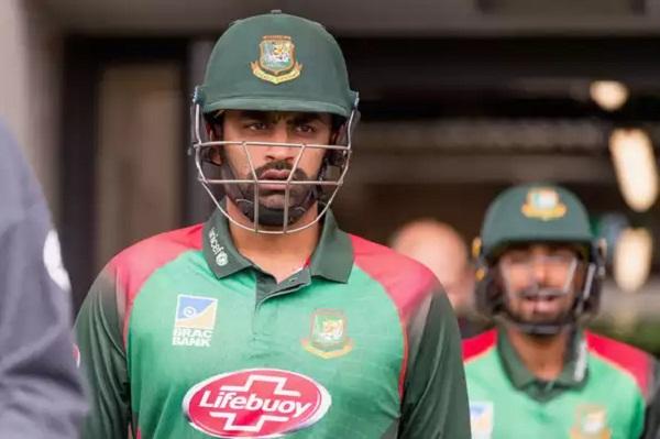Mohammad Saifuddin, Tamim Iqbal out from Bangladesh tour of india