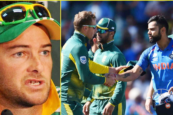 South African coach Boucher admits, relies on du Plessis for ODI series