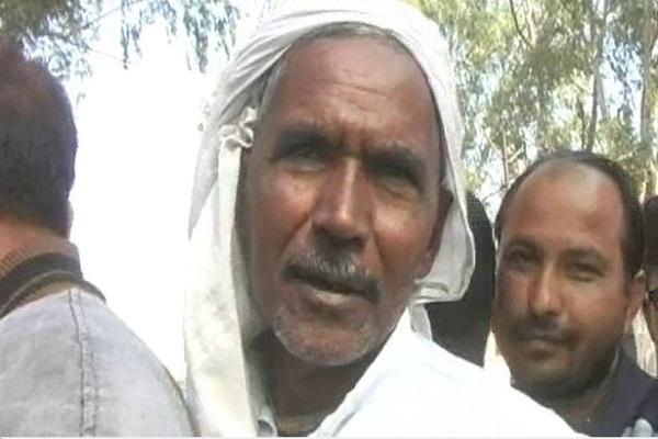 PunjabKesari, haryana farmer, fertilizer