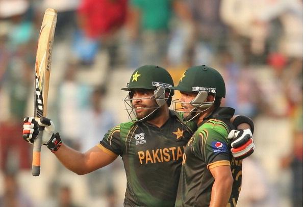 Kamran Akmal's dream XI team of Pakistan, gave itself a place