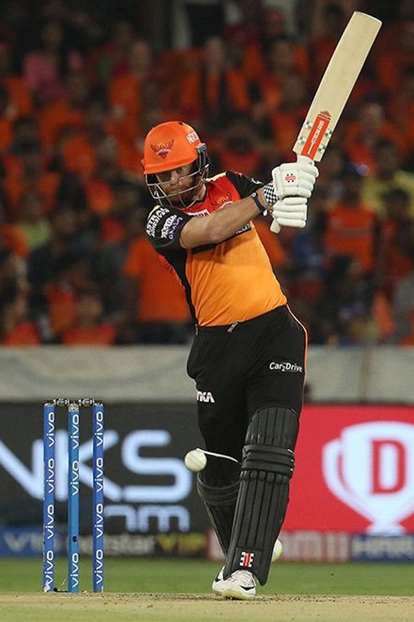 IPL 2019 : Jonny bairstow got out fifth time in season against Leg Spinner