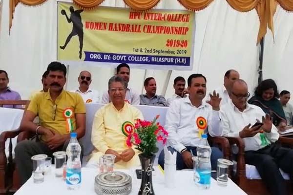 PunjabKesari, MLA Subhash Thakur Image