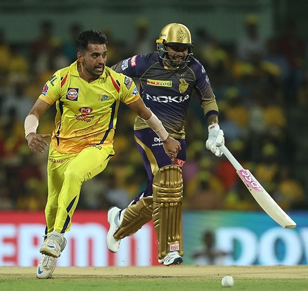 IPL 2019 : Deepak Chahar Make Biggest Records of IPL History