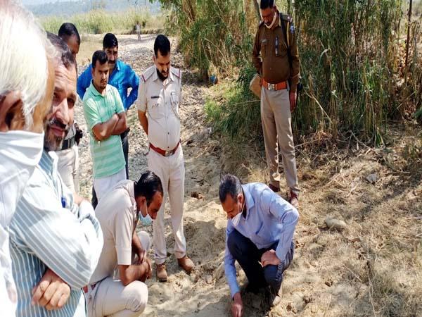 PunjabKesari, Forensic Team Image