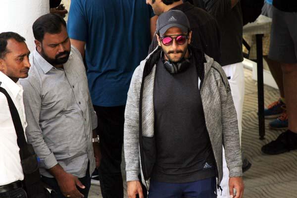 PunjabKesari, Actor Ranveer Singh Image