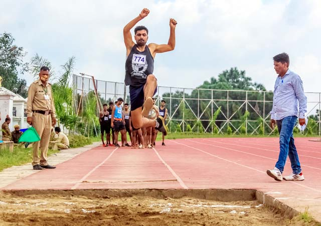 PunjabKesari, Ground Test Image