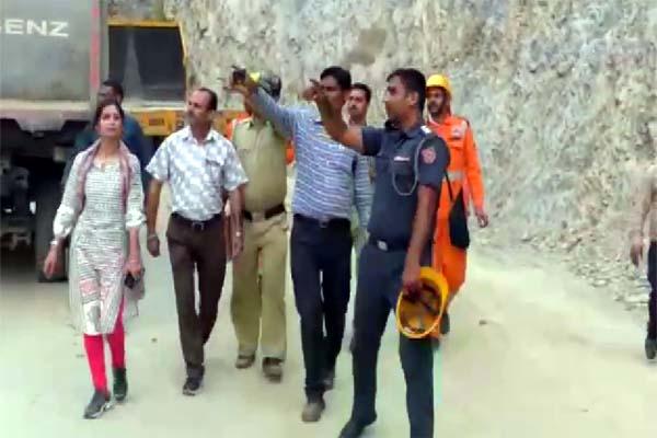 PunjabKesari, NDRF Team Image