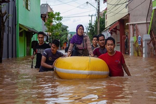 floods landslides in indonesia 59 killed so far