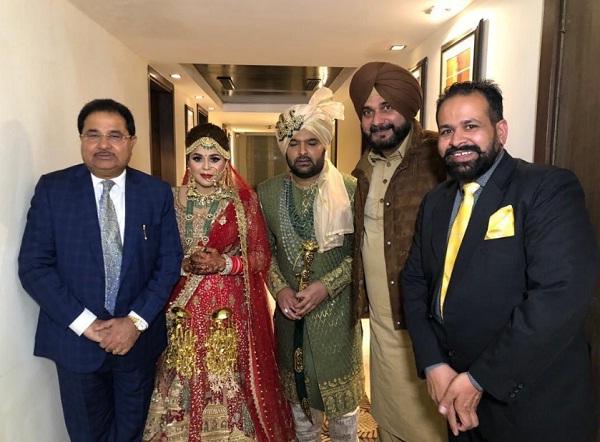 Bollywood Tadka, नवजोत सिंह सिद्धू इमेज, गुरदास मान इमेज, हिंदी खबर, कपिल शर्मा शादी इमेज