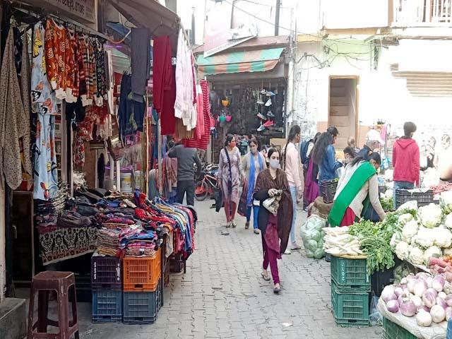 PunjabKesari, Encroachment Image