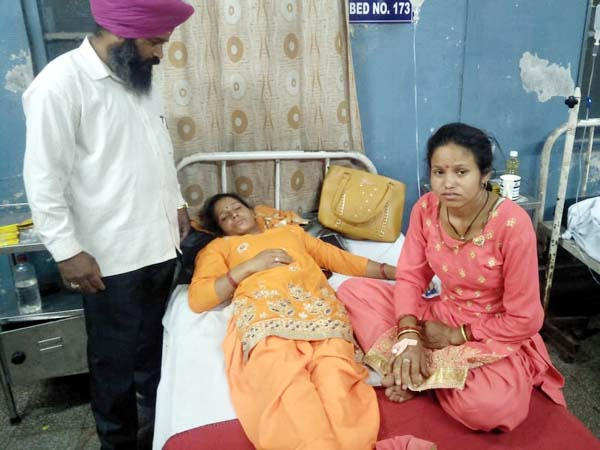 PunjabKesari, Food Poisoning Image