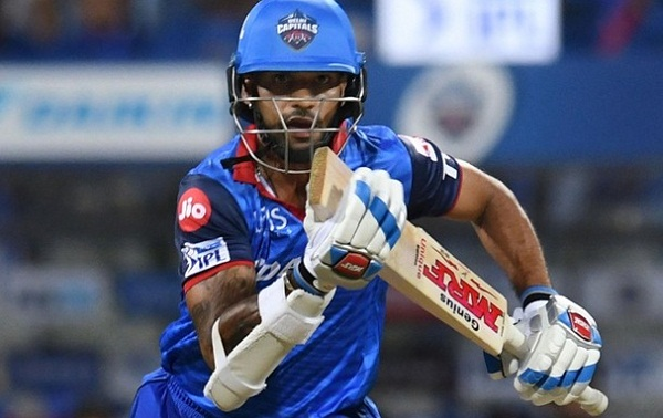 IPL 2019 : Shikhar Dhawan Entry in Orange cap race
