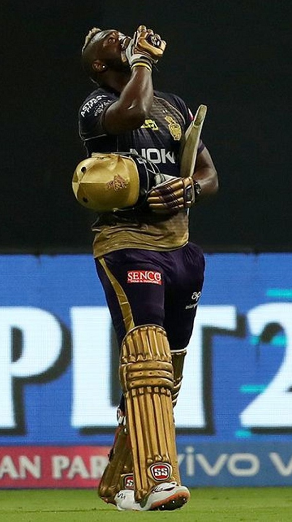 IPL 2019 : Andre Russell Hit 7 six in his last 7 balls