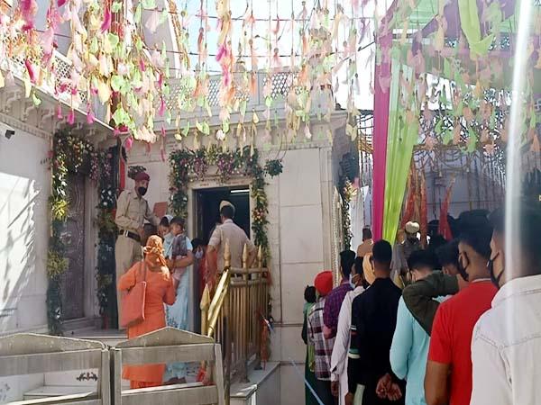 PunjabKesari, Nainadevi Temple Image