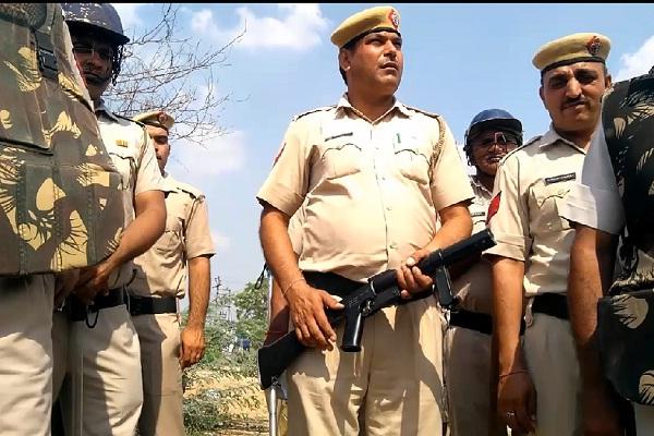 PunjabKesari, polie